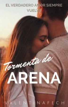 Tormenta de Arena by valentinafech