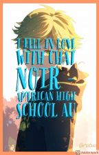 I Fell In Love With Chat Noir (American Highschool AU) by Lupine_Phoenix