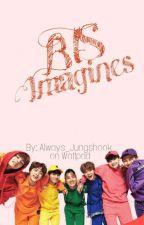 BTS Imagines by always_jungshook