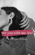 are you with me, leo? // american assassin by puppy-mccall