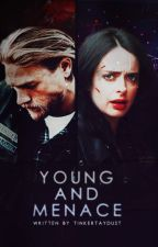 Young and Menace 。 Jessica Jones by tinkertaydust