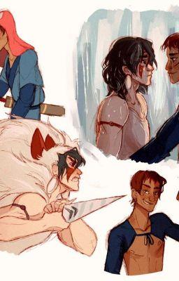 Voltron Princess Mononoke Au Chapter 1 Origins Page 2 Wattpad
