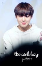 the wink boy | park jihoon by patbingsuu_