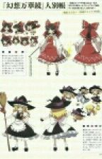touhou project x male reader by joelom