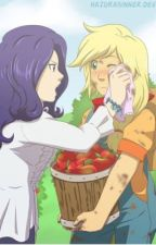 Opposites Attract (Human Rarijack) by fanboy_supreme