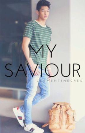 My Saviour • Ricci Rivero by Troielle