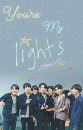 You're My Lights [BTS] by MinShell_