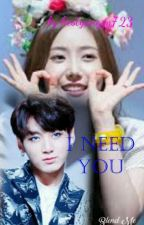 I need you (Sinkook) by hestyanggy723
