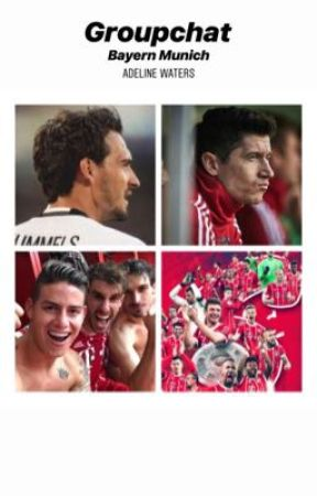 groupchat | bayern munich by hummels__