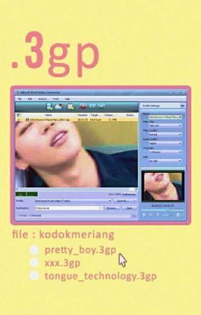 .3gp by kodokmeriang