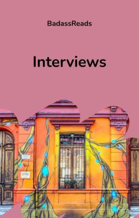 Interviews by BadassReads