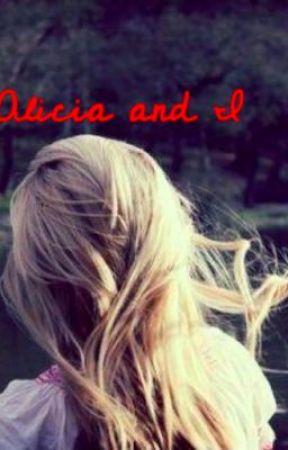 Alicia and I (Lesbian Story) by sydneysenpai