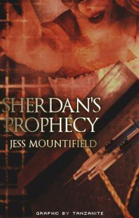 Sherdan's Prophecy by JessMountifield