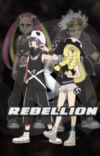 Sun & Moon: Rebellion (Sun x Lillie Fanfiction) by TheLoneWanderer17