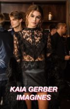 Kaia Gerber Imagines by kjanza