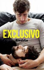 Exclusivo (Romance Gay) by aladdinoficial