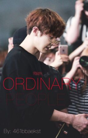 Ordinary People | •ChanBaek FanFic Smut• by 461bbaekst