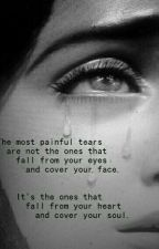 when the happy girl cries. by storieswithellie