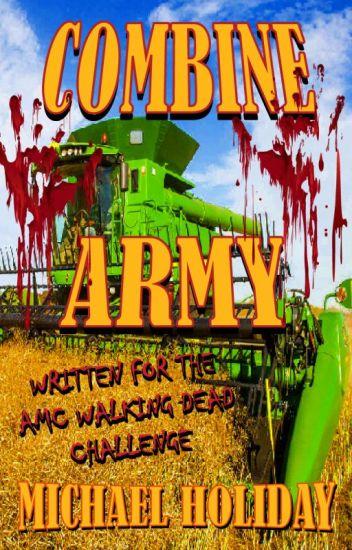 Combine Army (AMC Walking Dead CHALLENGE)