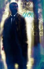 More Than You Think You Are by TinyCas