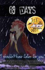 69 DAYS [Akashi Seijuro X OC] by akashi_ryuuki