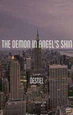 Destiel - The demon in angel's skin by Novak_Blue
