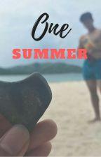 One Summer  by chirpyoinkdoink