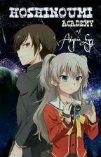 Atypic Eyes: Hoshinoumi Academy by staerry_skies