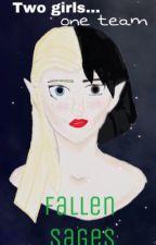 The Legend of Zelda: Fallen Sages (Book 2)  by gamergirlrage