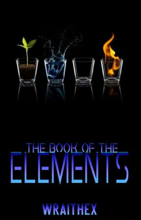 Book of the Elements by wraithex