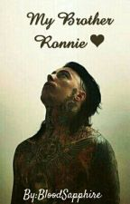 My Brother Ronnie ♥ by BloodSapphire