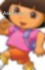 Ask Dora! by _DoraTheExplorer_