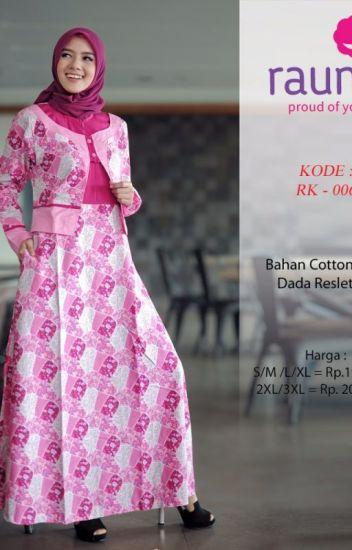 Baju Gamis Wanita Remaja Terbaru 0813 8415 7959 Telkomsel Aneka