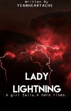 Lady Lightning | #halloween2k17 by TeaNHeartache