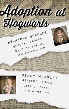 Adoption At Hogwarts - dramione/blinny by friendly_emo