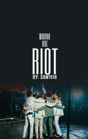 Wanna One • RIOT by sumyiir