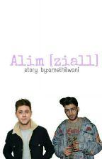 Alim  [ZIALL] by AmelHilwani
