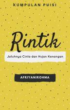 R I N T I K by afriyanirohma