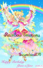 Rainbow Emotions by SunsetChan1290