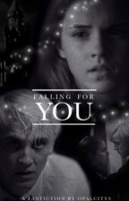 Draco and Hermione ✘ Falling for you  by opalcitys