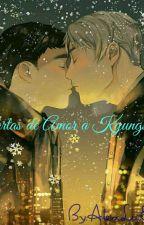 Cartas De Amor A Kyungsoo  by Alexlu89