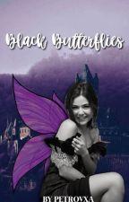 Black Butterflies || Harry Hook [2] by petrovxa