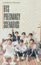 bts pregnancy scenarios  by takemetotheskaii