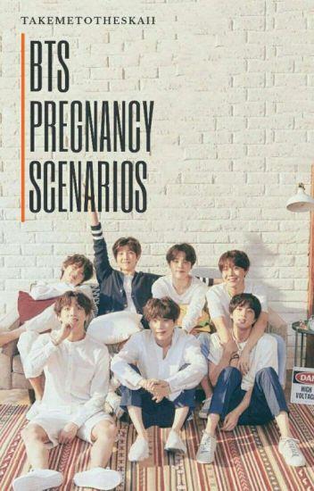 bts pregnancy scenarios (+ editing) - NämäsTäe (・ิω・ิ