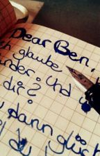 Dear Ben, by Kijakatze