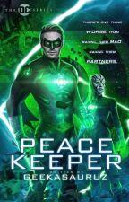 Emerald Crusader // Green Lantern by Geekasauruz