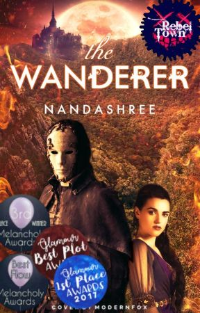 THE WANDERER by _GinaLexis_
