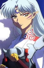 The friend that fell to (Sesshomaru x reader by roslyn132