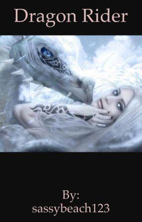 Dragon Rider by sassybeach123