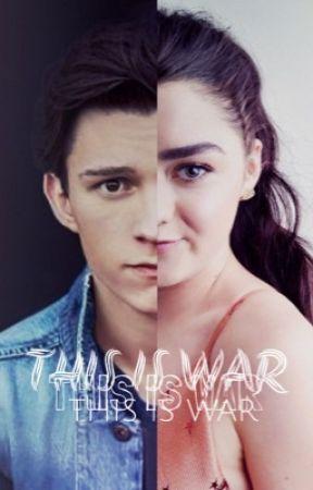 THIS IS WAR    P. PARKER by djamnaomi